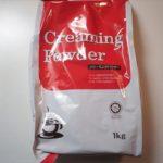 業務スーパーのクリーミングパウダー(粉のコーヒーミルク)は激安!味も問題なし!